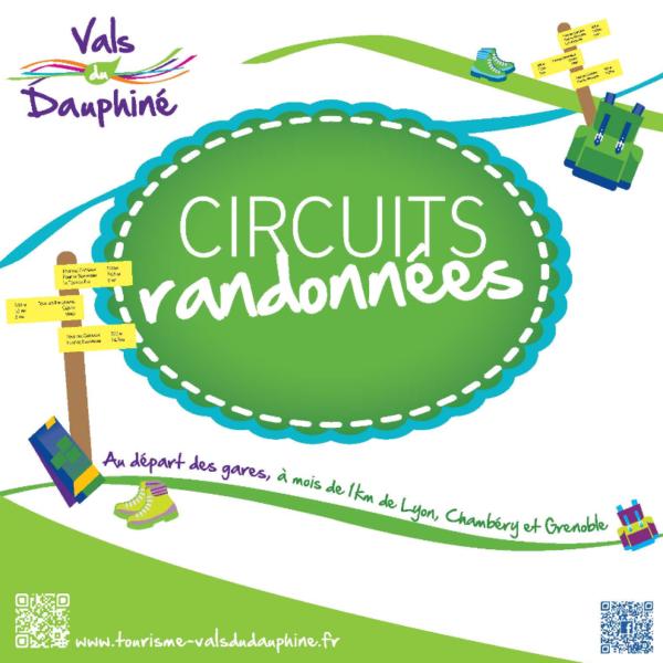 circuits, randonnées, VDD