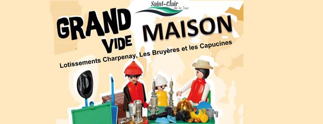 Vide Maisons Mairie De Saint Clair De La Tour