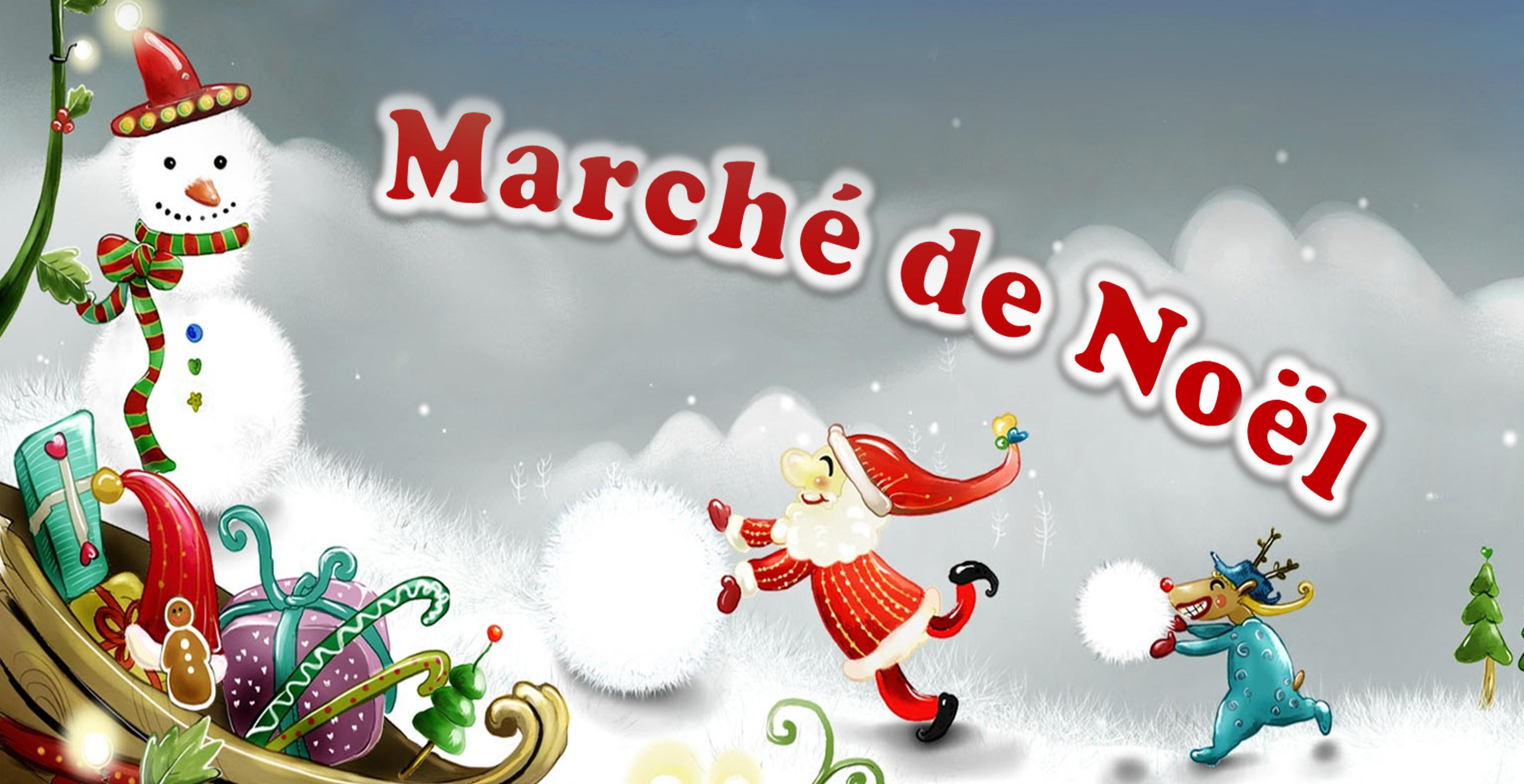 Marche de noel mairie de saint clair de la tour - Marche de noel thann ...
