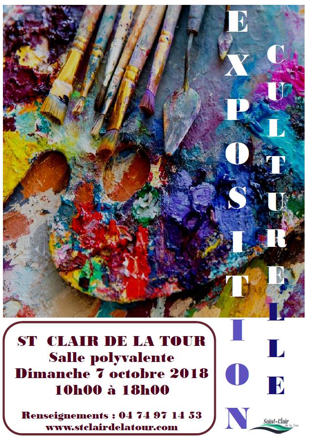 exposition, artistique, culturelle, peinture, aquarelle