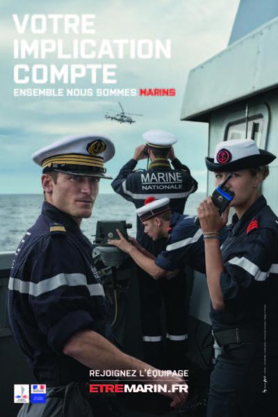 marine, recrutement