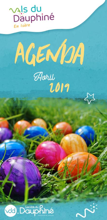 VDD, vals du dauphiné, agenda, avril, 2019, manifestations