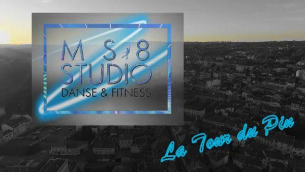 MS8, studio, danse, fitness, foire découverte