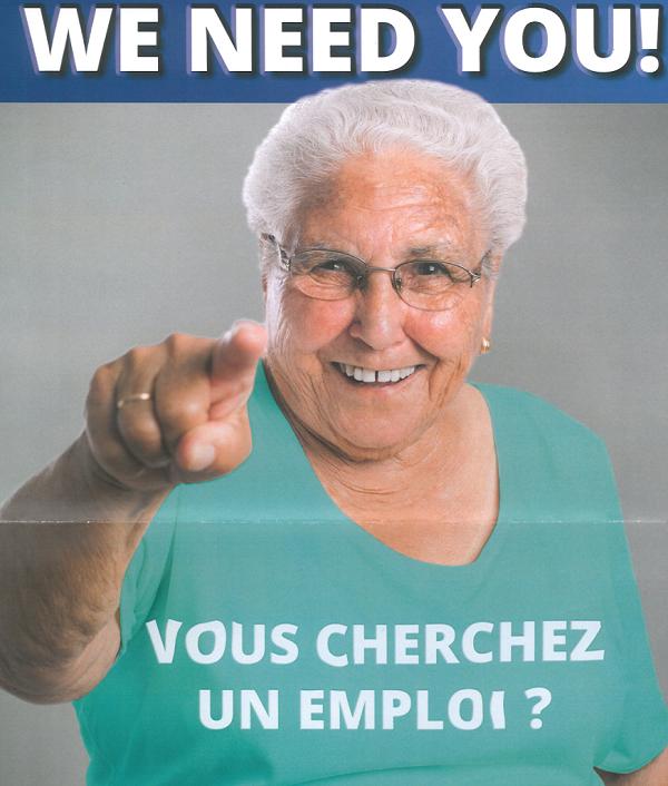 EHPAD, offres d'emploi, isère le département, recrutement