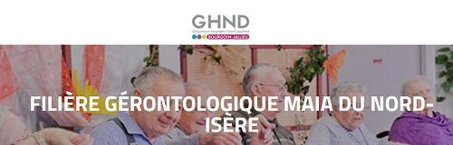 MAIA Nord-Isère : Filière Gérontologique