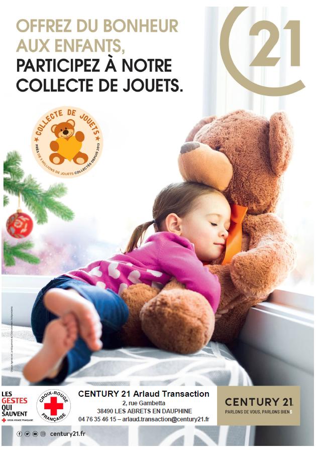 collecte, jouets, association