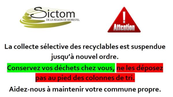 sictom, collecte sélective, recyclable, déchets, colonnes de tri