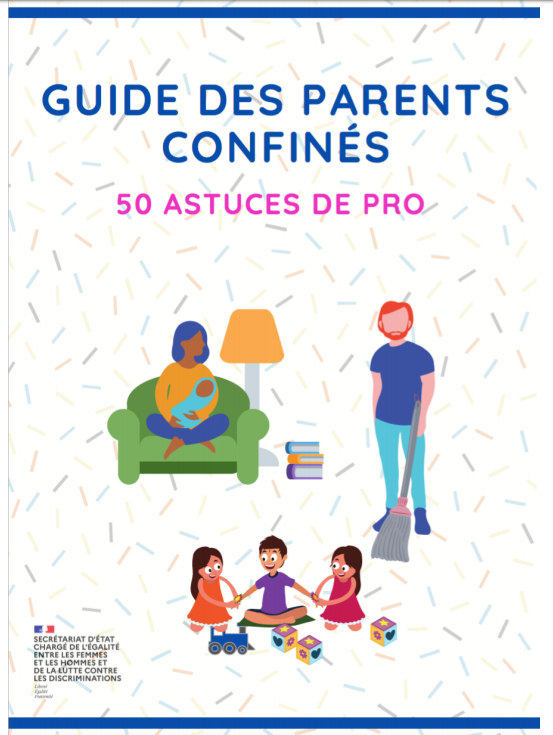 guide, parents, confinement, astuces, enfants, aide