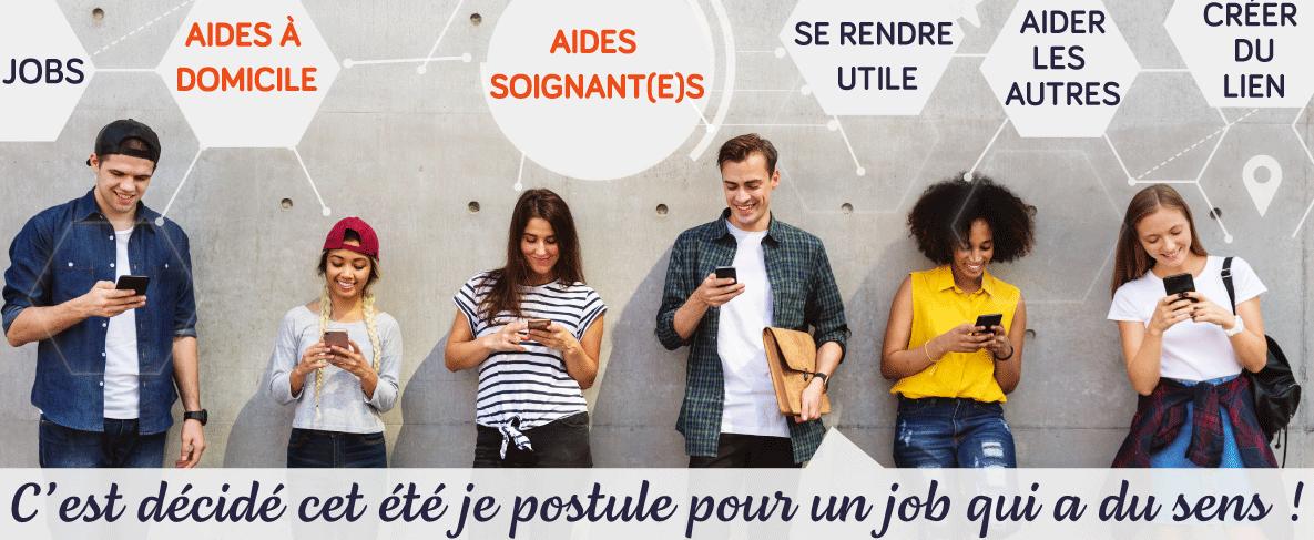 JOBS D'ÉTÉ 2021- L'ADPA Nord-Isère recrute
