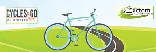 SICTOM – Collecte des vélos dans les déchèteries